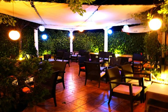 Padul, Spain: Chillout/Out, D' amilia