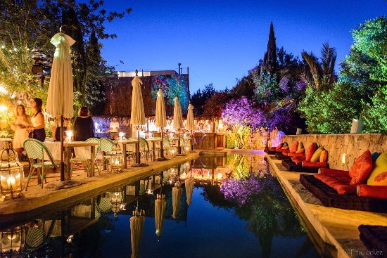 San Rafael, Spanien: El Clodenis - Terraza & Chill Out