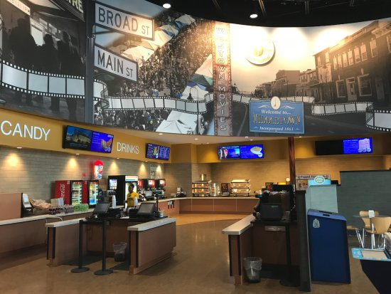 Middletown, DE: Concessions at westown