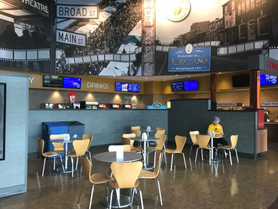 Middletown, DE: Dining area at Westown
