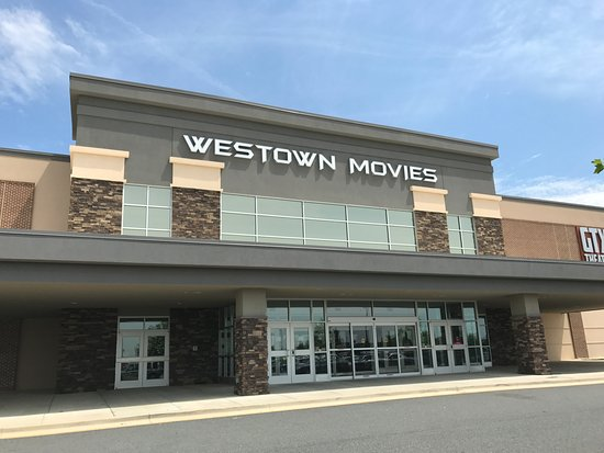 Middletown, DE: Westown Movies entrance