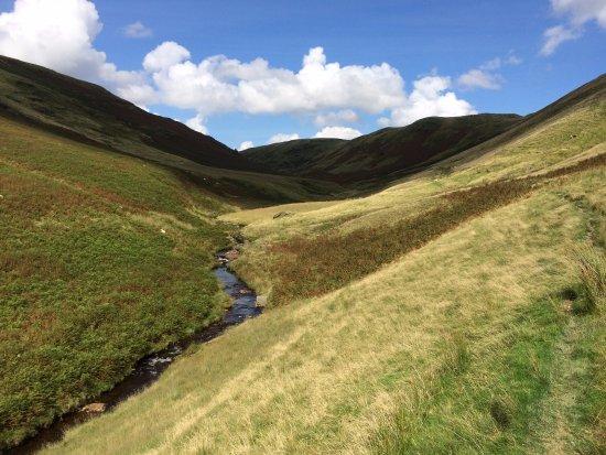 Llanwrtyd Wells, UK: Abergwesyn - Walk