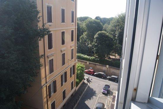 La Terrazza Vista Dalla Camera Picture Of Hotel Albani