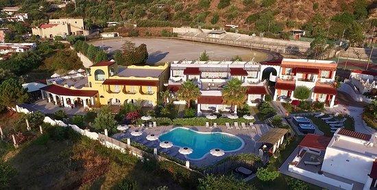 Hotel Bougainville Lipari