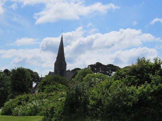 Skerries Mills: The Church