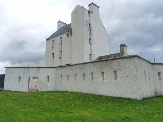 Strathdon, UK: Corgarrf Castle/Fort