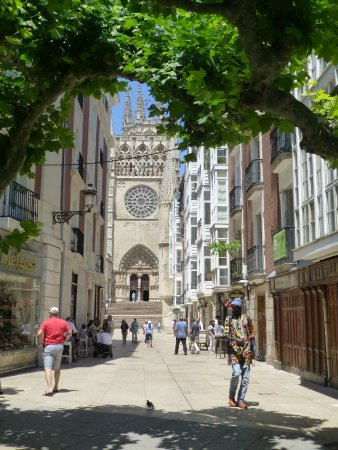 Burgos turismo spanien omd men tripadvisor for Oficina de turismo burgos