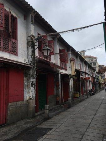 Rua da Felicidade: 福隆新街