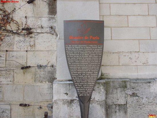 Cimetière du Montparnasse : Ingresso