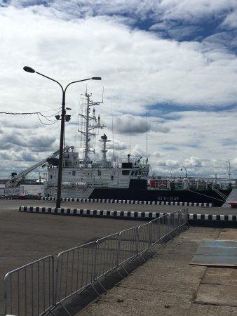 Выставочный комплекс «Ленэкспо»: На Военно-морском салоне 2017