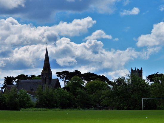 Skerries, Irland: Church