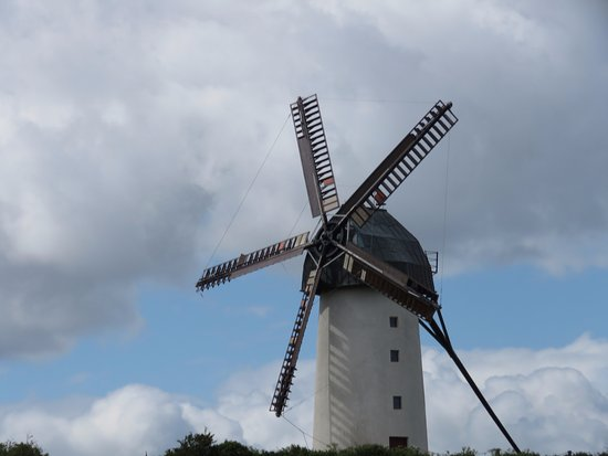 Skerries, Irland: The windmill