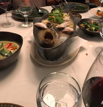 Rama V Fine Thai Cuisine: 食べた料理
