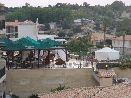 Atlantica Imperial Resort & Spa: terrace