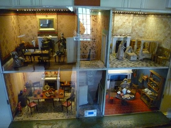 Nunnington, UK: Dolls House