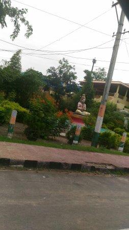 Bhadrachalam, Indien: Abhaya Anjaneya Temple