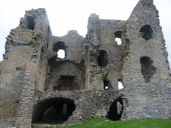 Dufftown, UK: Auchindoun Castle