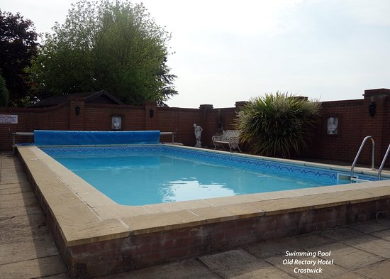 The Swimming Pool Picture Of The Old Rectory Hotel Crostwick Tripadvisor