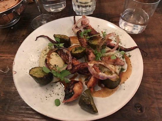 Tuna tartare photo de restaurant belle maison paris tripadvisor - Belle maison restaurant paris ...