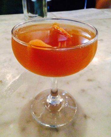 Ferndale, MI: Roy - yummy cocktail