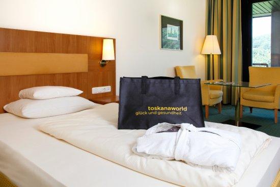 Hotel an der Therme Bad Orb: Einzelzimmer