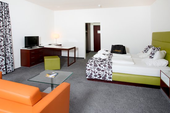 Hotel an der Therme Bad Orb: Doppelzimmer