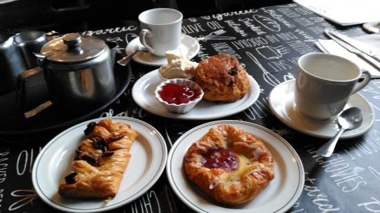 Rhayader, UK: Cream tea was lovely. Highly recommended.