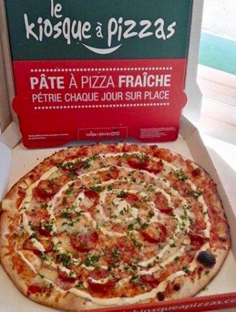 le kiosque pizzas la voulte sur rhone restaurant avis num ro de t l phone photos. Black Bedroom Furniture Sets. Home Design Ideas