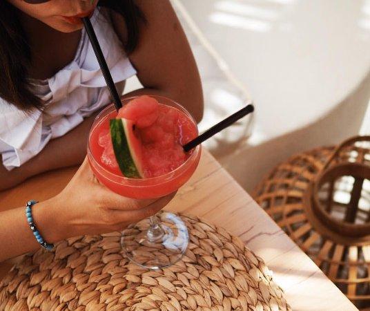 Vamos Beach: Watermelon frozen <3