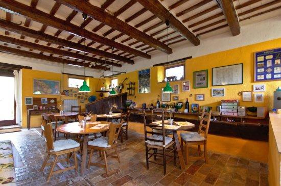 La Girandola : ontbijtzaal