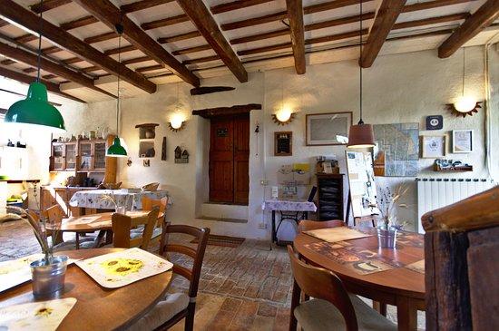 La Girandola : breakfastroom