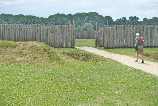 Saxony-Anhalt, Germany: Eingang zum restaurierten Sonnenobservatorium