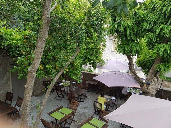 Le jardin de l 39 echauguette sart ne restaurant avis for Restaurant le jardin 95