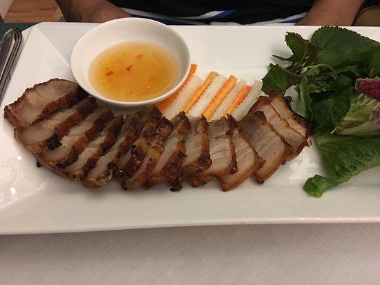 Dalat Edensee Resort & Spa : Nice resort with good food!