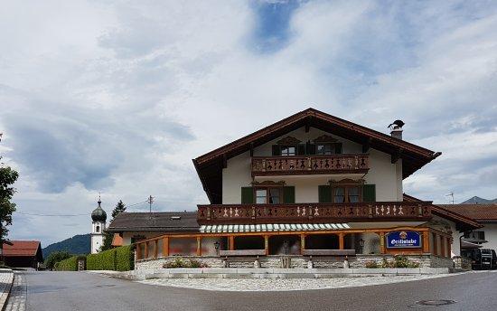 Krun, Germany: Gehobener Imbiss