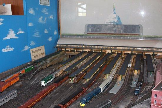 Brunswick, MD: Washington's Union Station