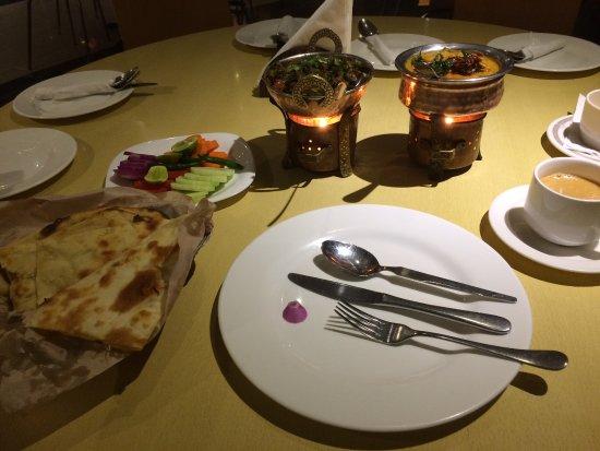 Bollywood Bites : 豐富晚餐