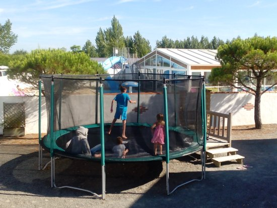 Le domaine le jardin du marais campground reviews for Camping le jardin du marais
