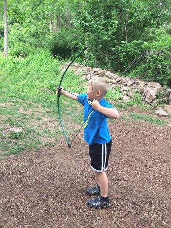 Stevens, เพนซิลเวเนีย: Archery