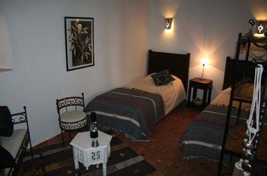 chambre jaune - Picture of Riad El Ma, Meknes - TripAdvisor