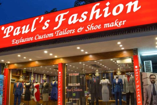 Paul's Fashion Tailors Samui