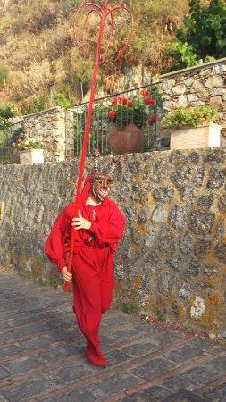 Savoca, Ιταλία: festa patronale di Santa Lucia 2^ domenica di agosto