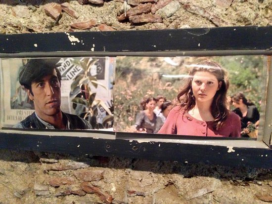 "Savoca, Ιταλία: Pellicola film ""Il Padrino"""