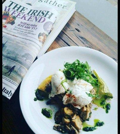 Tuam, Ирландия: Brunch