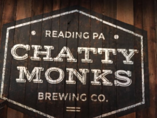 West Reading, PA: Chatty Monks Brewing Co