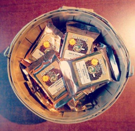 Hayward, WI: Single pot foil packs