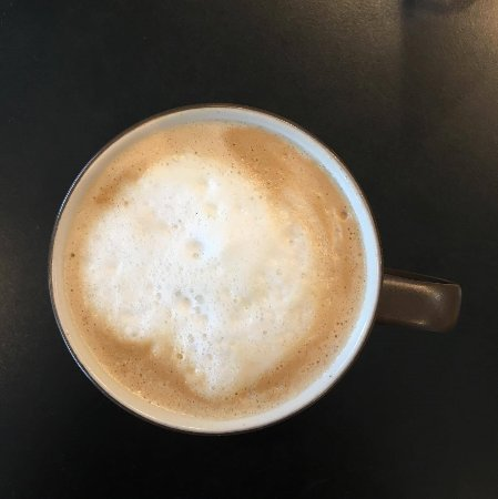 Hayward, Wisconsin: Latte 