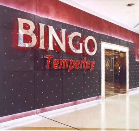 Bingo Temperley