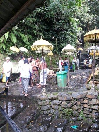 Tegalalang, อินโดนีเซีย: Sebatu