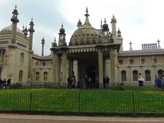 Royal Pavilion: Front Entrance